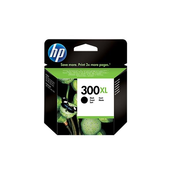 CARTUCHO DE TINTA HP 300XL COLOR NEGRO