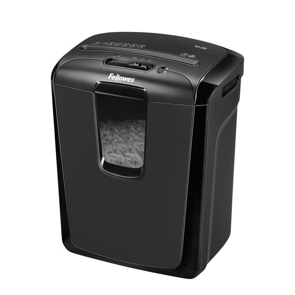 Fellowes Destructora M-8C corte partículas 4x50mm
