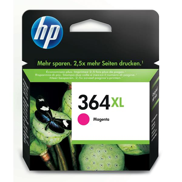 HP 364XL Magenta Ink Cart/Vivera Ink