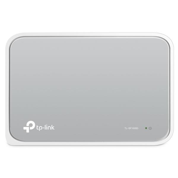 SWITCH 5 PUERTOS 10/100 TP-LINK TL-SF1005D