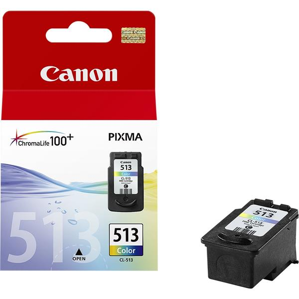 Canon CL-513 Colour Ink Cartridge
