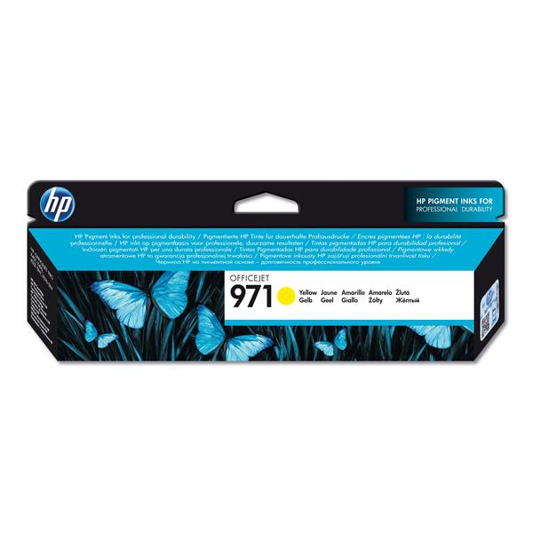 INK CARTRIDGE NO 971 YELLOW