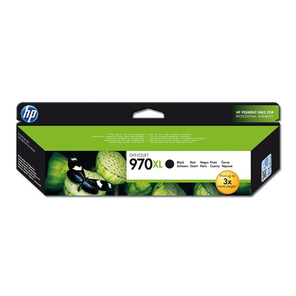 INK CARTRIDGE NO 970XL BLACK