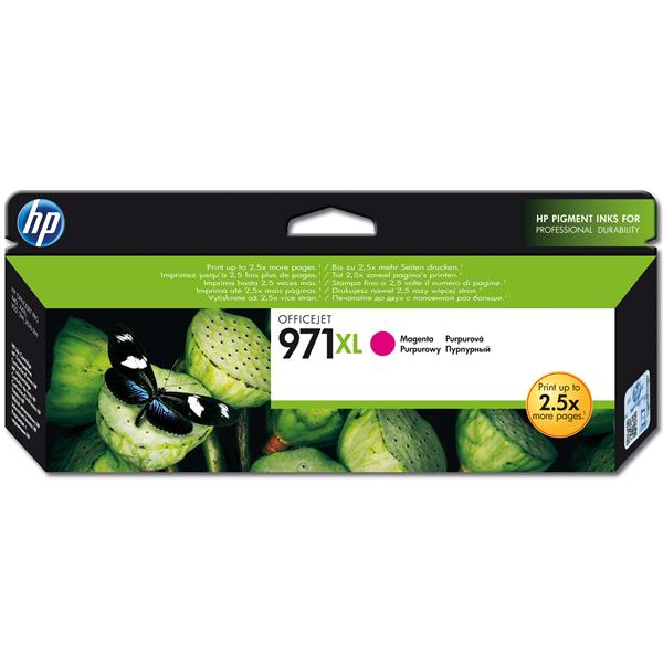 INK CARTRIDGE NO 971XL MAGENTA