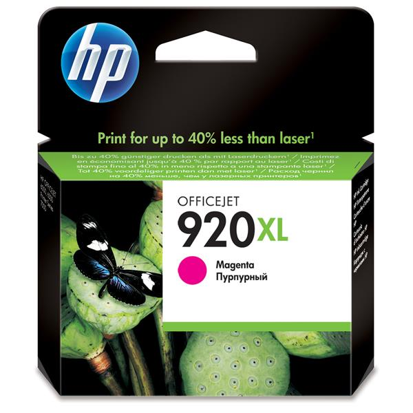 HP 920XL OFFICEJET6500 MAGENTA 0,7K