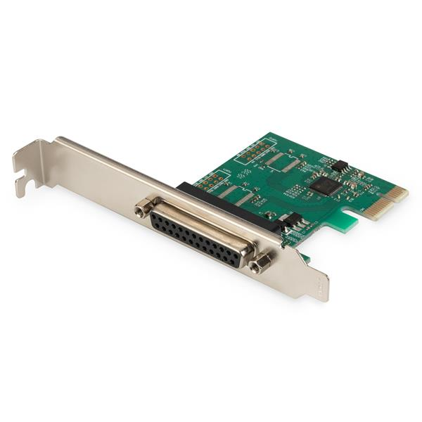 DIGITUS PARALLEL INTERFACE CARD 1 PORT PCI EXPRESS IN IN IN
