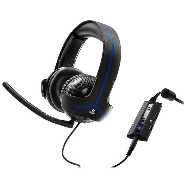 AURICULARES + MICRO THRUSTMASTER GAMING Y-300P PC/PS4/PS3 NEGRO/AZUL