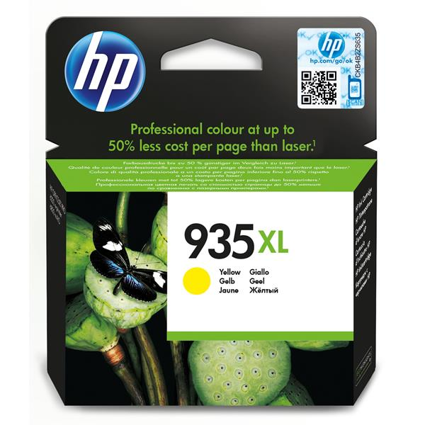 INK CARTRIDGE NO 935XL YELLOW