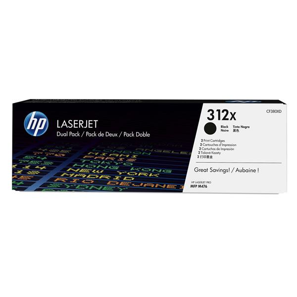 TONER CARTRIDGE 312X BLACK