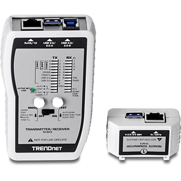 VDV+USB CABLE TESTER