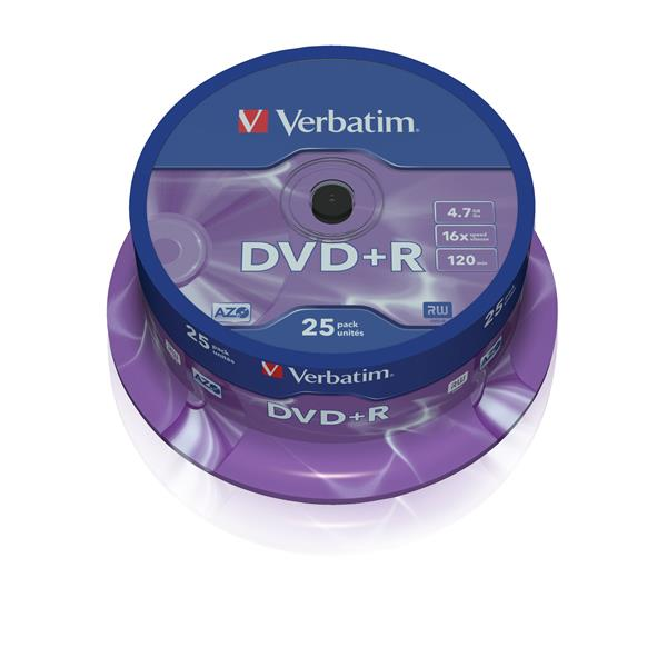 DVD+R 4.7GB 16X SCRATCH