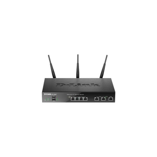 UNIFIED SERVICE ROUTER WIRELESS AC DUAL BAND IN