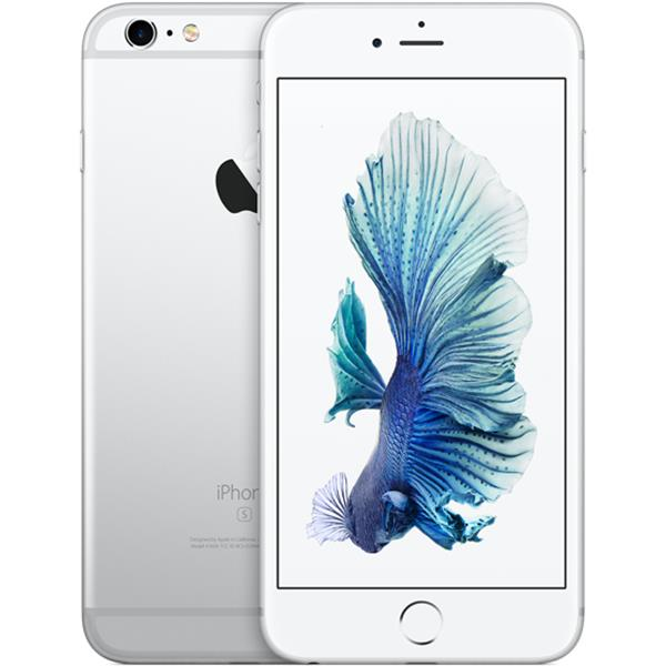 iPHONE 6S PLUS 16GB - Plateado, Reacondicionado Grado A