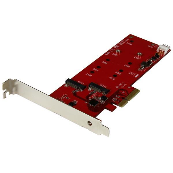 2 SLOT PCI EXPRESS M.2 SATA III