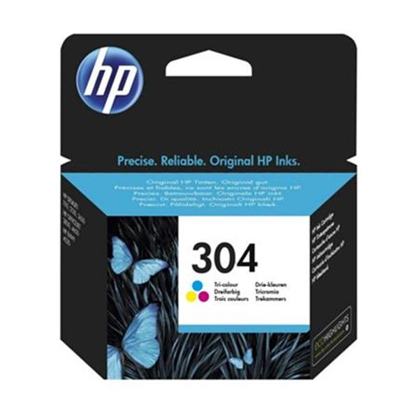 INK CARTRIDGE NO 304 TRI-COLOR