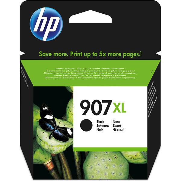HP 907XL cartucho Negro  Officejet Pro 6960, 6970