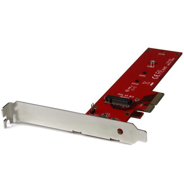 X4 PCIE TO M.2 PCIE SSD ADAPTER