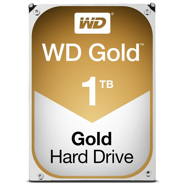 1TB GOLD 64MB - WD RE DRIVE