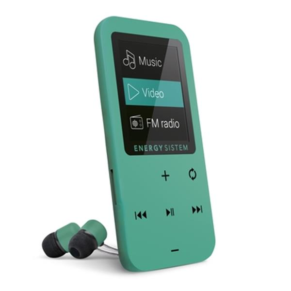 Energy MP4 Touch Mint