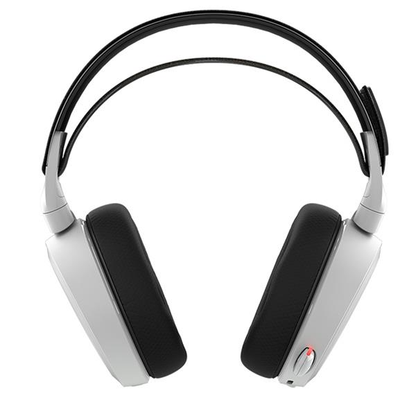Auriculares + micro Steelseries Arctis 7 White 7,1 2019 Edition PC/PS4/XBOX/NSW
