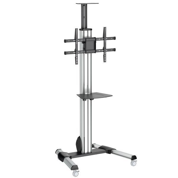 TV CART - MOBILE TV STAND WITH HEIGHT ADJUST. - FOR 32 -70I T VS