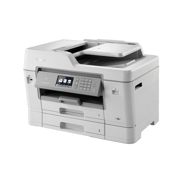 "BROTHER MFC-J6935DW - Impresora, WIFI, Ethernet, LCD 3.7"", Blanco"
