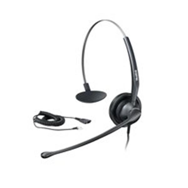 MONOAURAL WIRED HEADSET