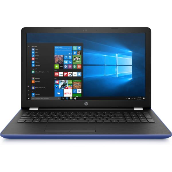 PORTATIL HP 15-BW007NS I3-6006U 15,6HD 4GB H500GB WIFI.AC DVD-RW W10 ...
