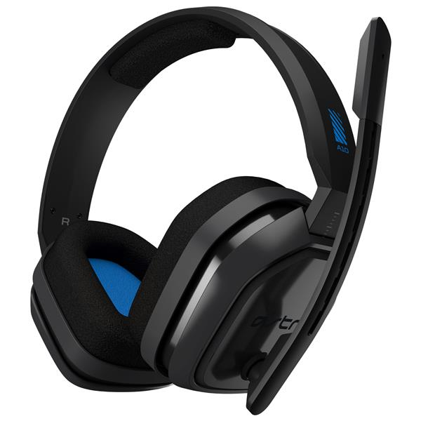 ASTRO A10 HS PS4 GY/BL WW