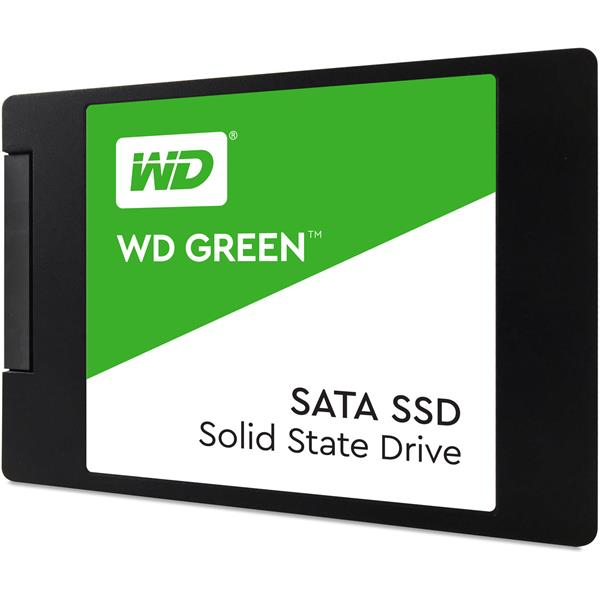 Western Digital WDS120G2G0A SSD 120GB SATA3 Green