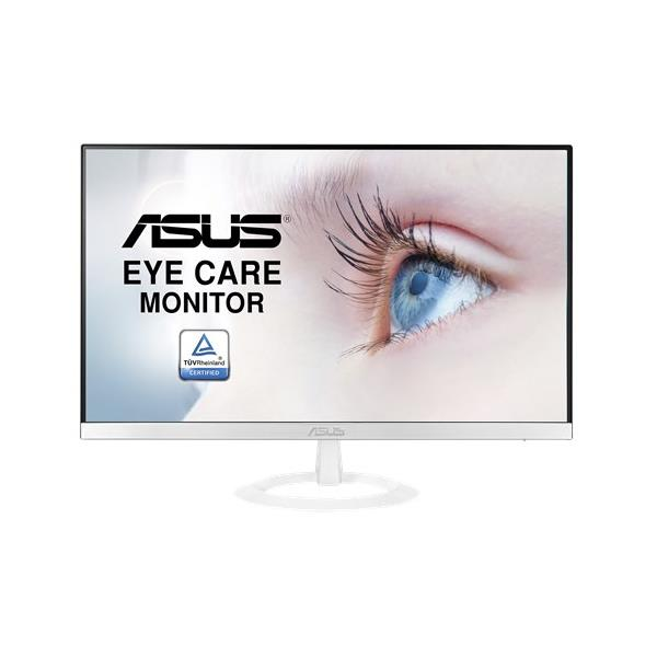 "ASUS VZ239HE-W - MONITOR LED 23"", FULL HD, 1920X1080, 5M/S, BLANCO MATE"