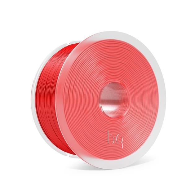 CONSUMIBLE IMPRESORA 3D BQ PLA RUBY RED 1KG