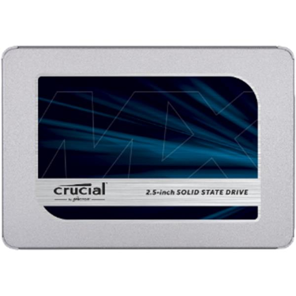 CRUCIAL SSD 2.5IN 500GB