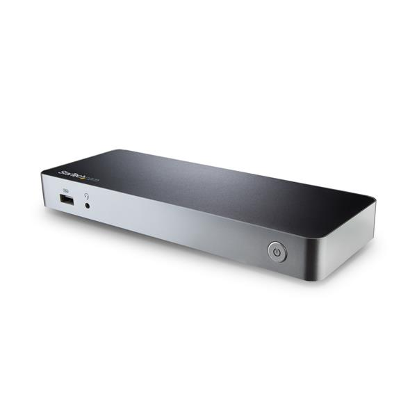 DOCKING STATION USB-C VIDEO DOBLE PARA PORTATIL WIN US BC