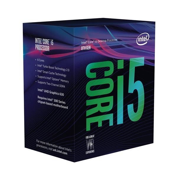 CORE I5-8500 3.00GHZ SKT1151 9MB CACHE BOXED IN