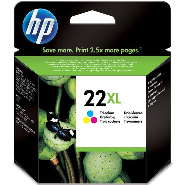 HP HP-22 XL COLOR