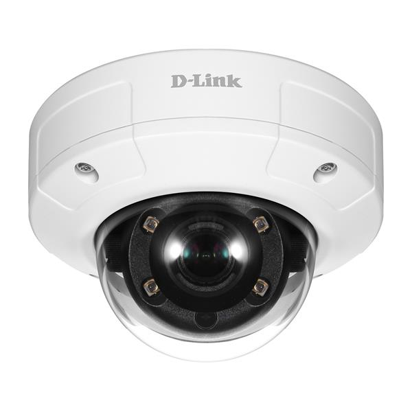 VIGILANCE OUTDOOR DOME CAMERA 3-MEGAPIXEL VANDAL-PROOF IN