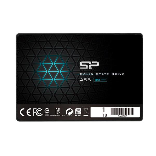 SP A55 SSD 1TB 2.5 7mm Sata3