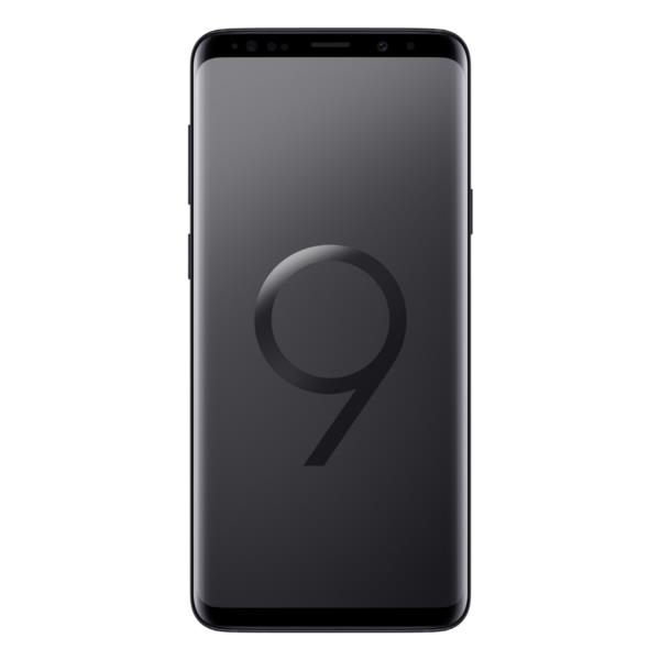 "SAMSUNG GALAXY S9+ 64GB 6.2"" NEGRO"