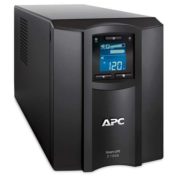 APC SMART-UPS C 1000VA LCD 230V WITH SMARTCONNECT IN