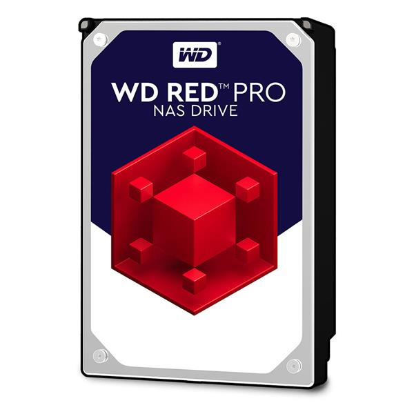 8TB RED PRO 256MB 3.5IN SATA 6GB/S INTELLIPOWERR PM
