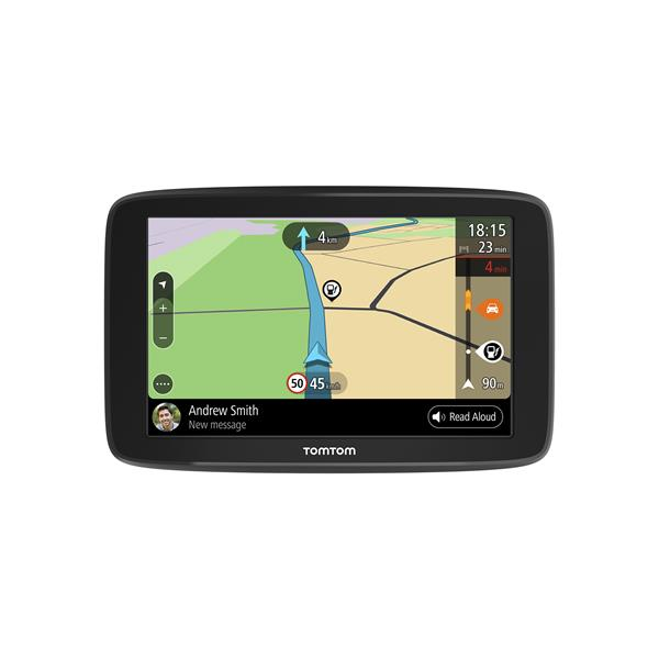 TOMTOM GO BASIC WI-FI 6 EUROPE MAP IN