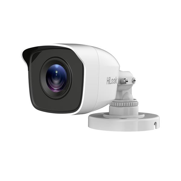 CAMARA HILOOK B1XX-M SERIES IR MINI BULLET / RES 4MP /LENTE FIJA 2.8/3.6/6MM /METALICA /IP66 (THC-B140-M)