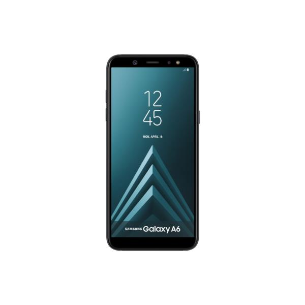 "SAMSUNG GALAXY A6 2018 5.6"" / 4G / OCTA CORE 1.6GHZ / 3GB RAM / 32GB / ANDROID 8.0 / COLOR NEGRO"