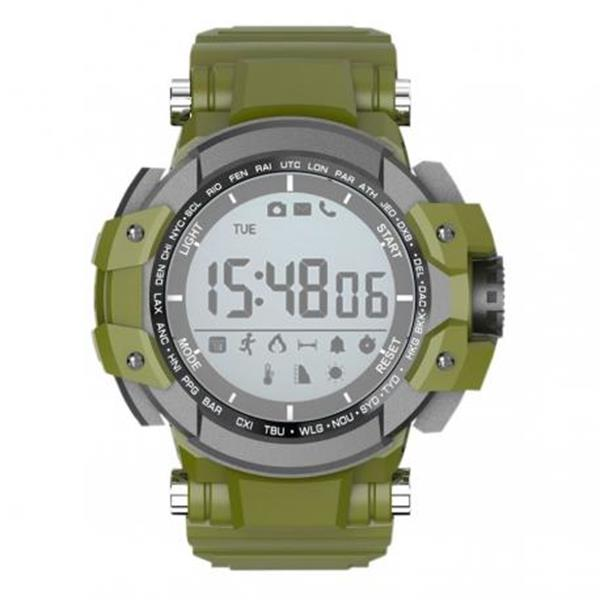 Billow XS15 Sport Watch BT4.0 IP68 Verde