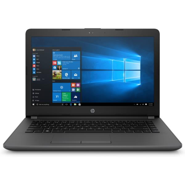 PORTATIL HP 240 I5-7200U 14HD 8GB H1TB W10 NEGRO