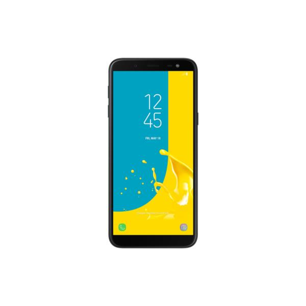 "SAMSUNG GALAXY J6 5.6"" / 4G / OCTA CORE 1.6GHZ / 3GB RAM / 32GB / ANDROID 8.0 / COLOR NEGRO"