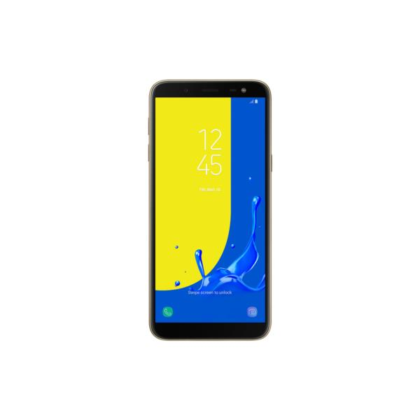 "SAMSUNG GALAXY J6 5.6"" / 4G / OCTA CORE 1.6GHZ / 3GB RAM / 32GB / ANDROID 8.0 / COLOR ORO"