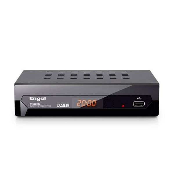 REC. DVBT2- ENGEL (T2+HD+SD) HEVC - DISPLAY- PVR