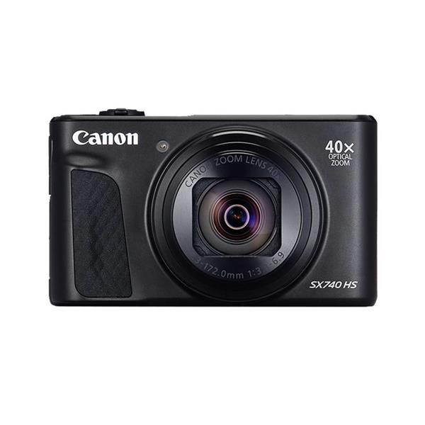 POWERSHOT SX740 HS BLACK CCD 45X 20.5MPX 3IN 3:2 IN